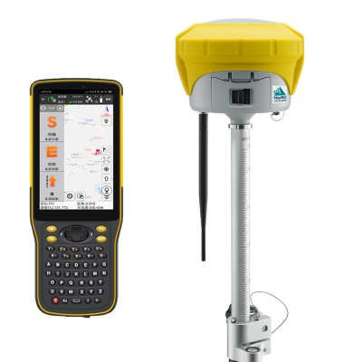 Комплект RTK ровер GeoMax Zenith35 Pro GSM/UHF + ПО xPad Ultimate + E-Survey P8II