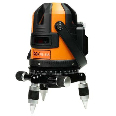Лазерный уровень RGK UL-41 A MAX 4610011870941