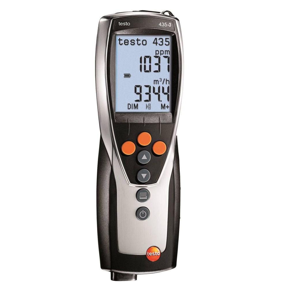 Измерительный прибор Testo 435-3 0560 4353