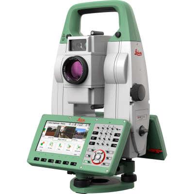 """Роботизированный тахеометр Leica TS16 M R500 5"""" (917466)"""
