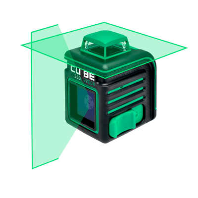 Лазерный уровень ADA Cube 360 Green Professional Edition (А00535)