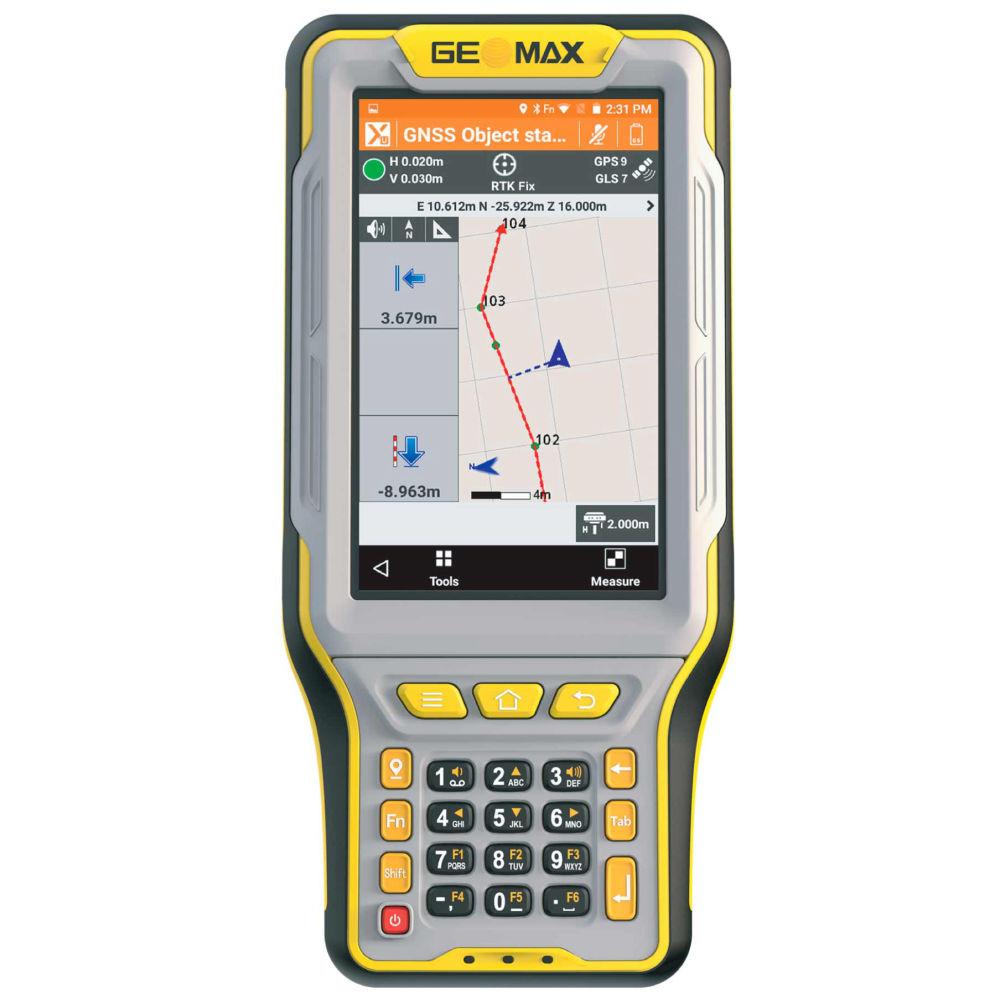 Полевой контроллер GeoMax ZeniusX A 878844