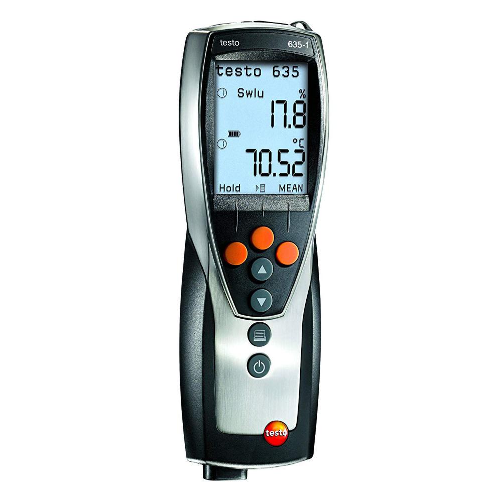 Термогигрометр Testo 635-1 с поверкой 0560 6351П