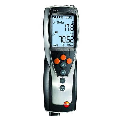 Термогигрометр Testo 635-1 с поверкой (0560 6351П)