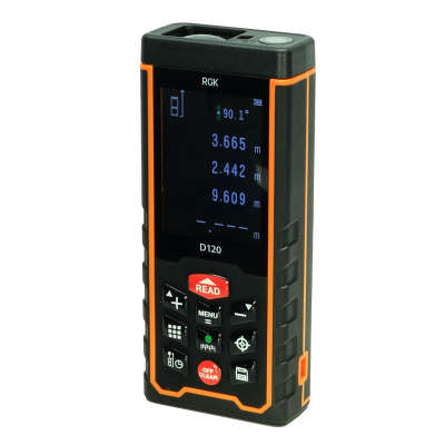 Лазерный дальномер RGK D120 4610011871382