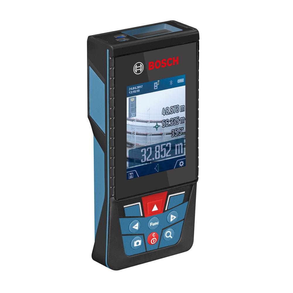 Лазерный дальномер Bosch GLM 120 C Professional 0601072F00