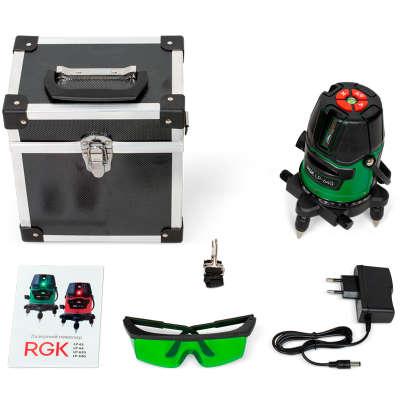 Лазерный уровень  RGK LP-64G (775298)