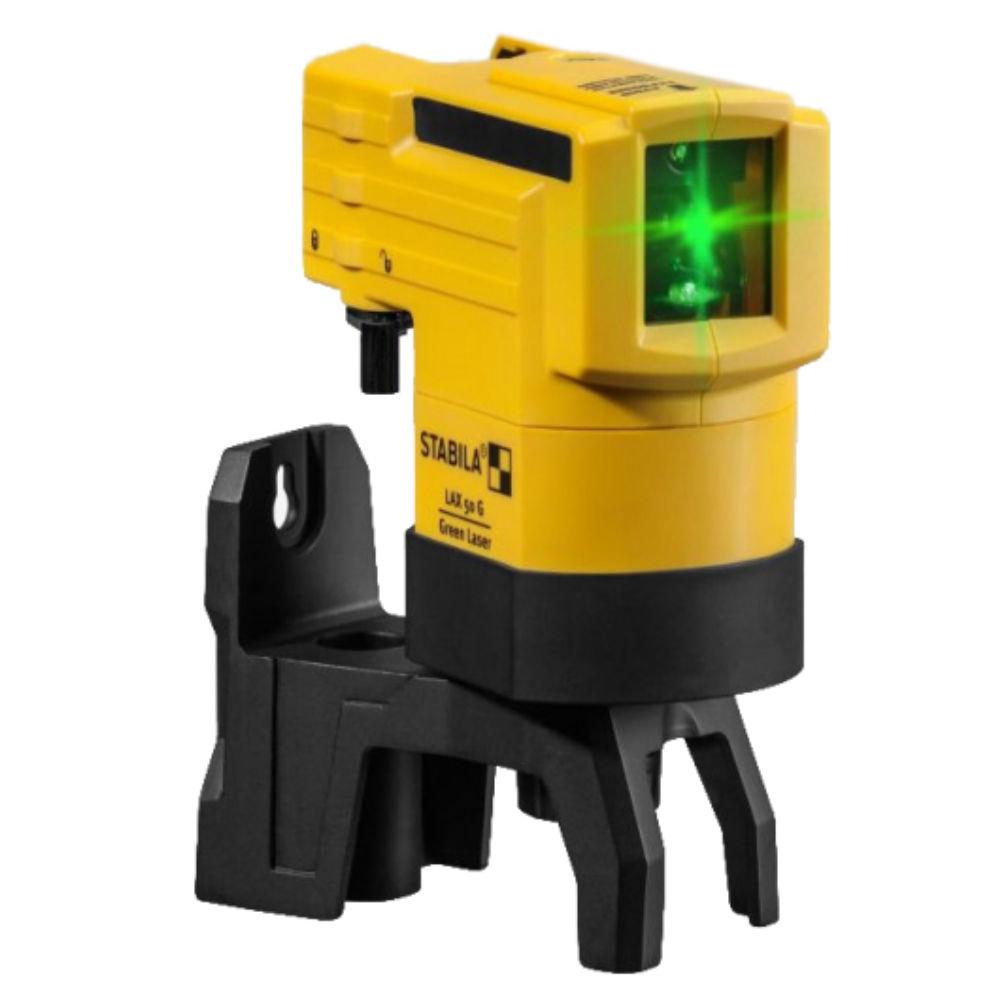 Лазерный уровень STABILA LAX50 G + колонка JBL 19110