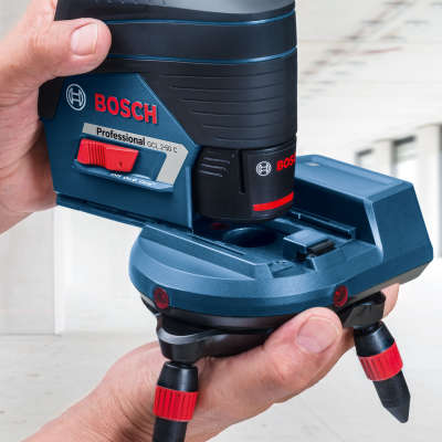 Универсальный держатель Bosch RM 3 Professional 0.601.092.800