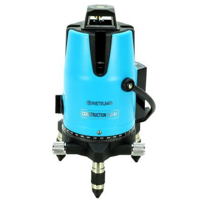 Лазерный уровень Instrumax CONSTRUCTOR 360 4V