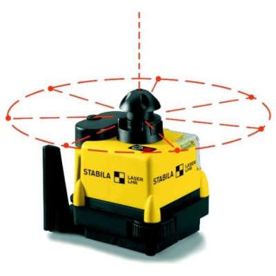 Ротационный нивелир STABILA LMR Complete Set 14983