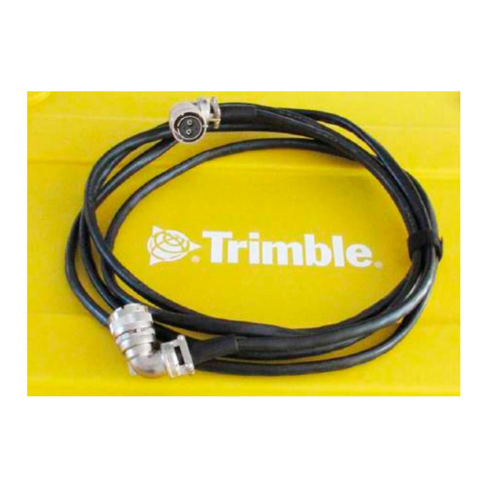 Кабель Trimble MX9 - Cable- 4m Sensor Unit to DMI T001411