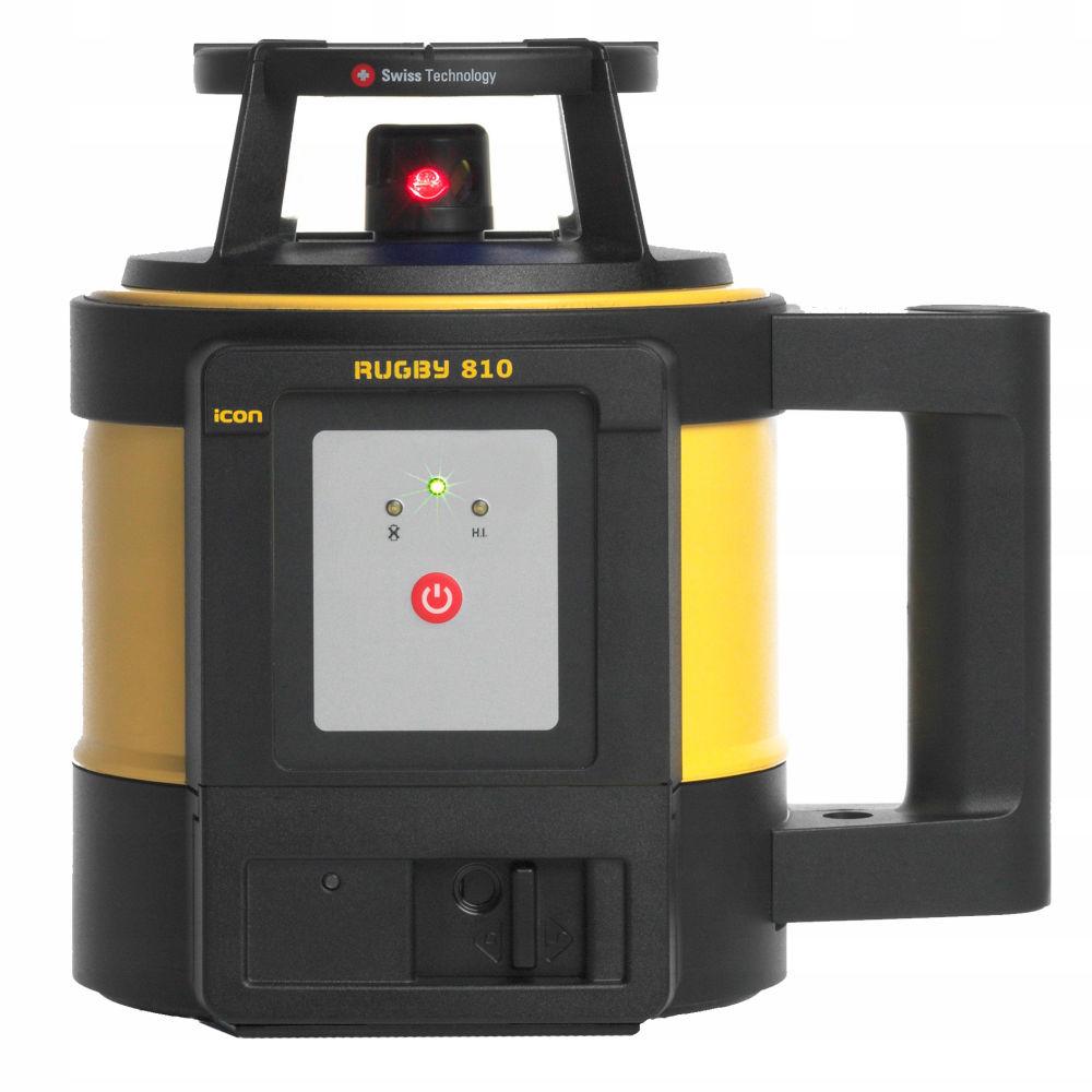 Ротационный лазерный нивелир Leica Rugby 810 807271