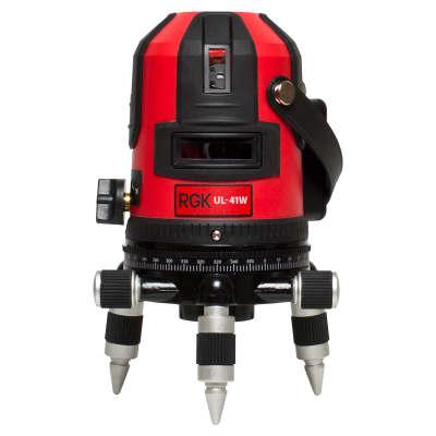Лазерный уровень RGK UL-41 W 4610011870736
