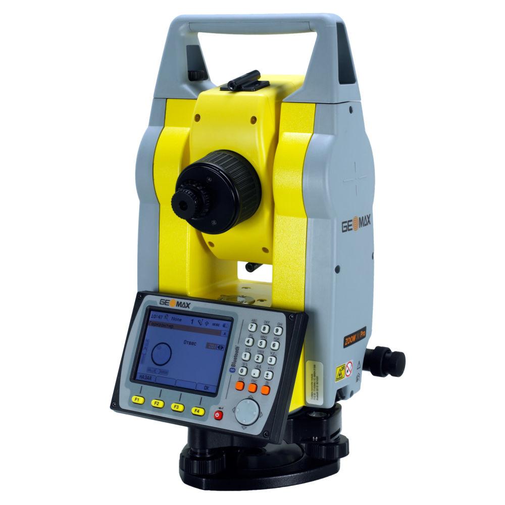 """Тахеометр GeoMax Zoom30 Pro (7"""") A4 600634"""