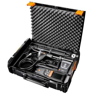 Газоанализатор Testo 320 с поверкой (Н2-компенсацией) 0563 3221П