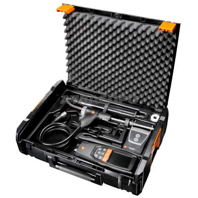 Газоанализатор Testo 320 с Н2-компенсацией  0563 3221