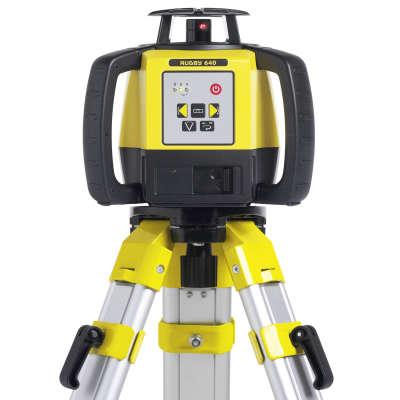 Ротационный нивелир Leica Rugby 640 790363