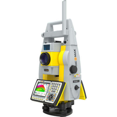 """Роботизированный тахеометр GeoMax Zoom90S A10 5"""" 6009953"""