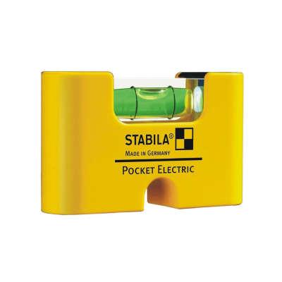 Компактный уровень Stabila Pocket Electric 17775