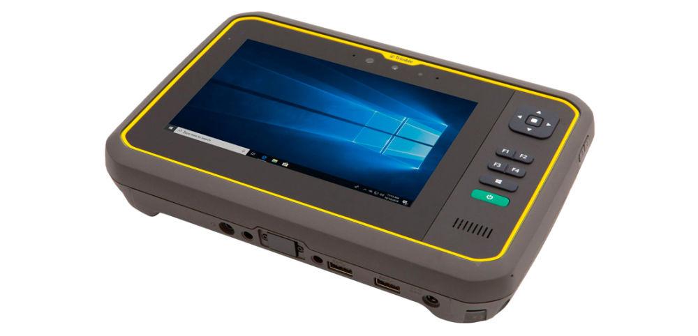 Новый планшет Trimble T7