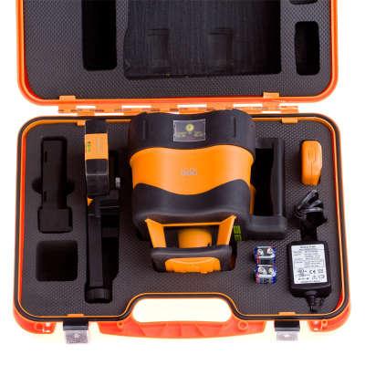 Ротационный нивелир Geo-Fennel FL 100 HA  210000