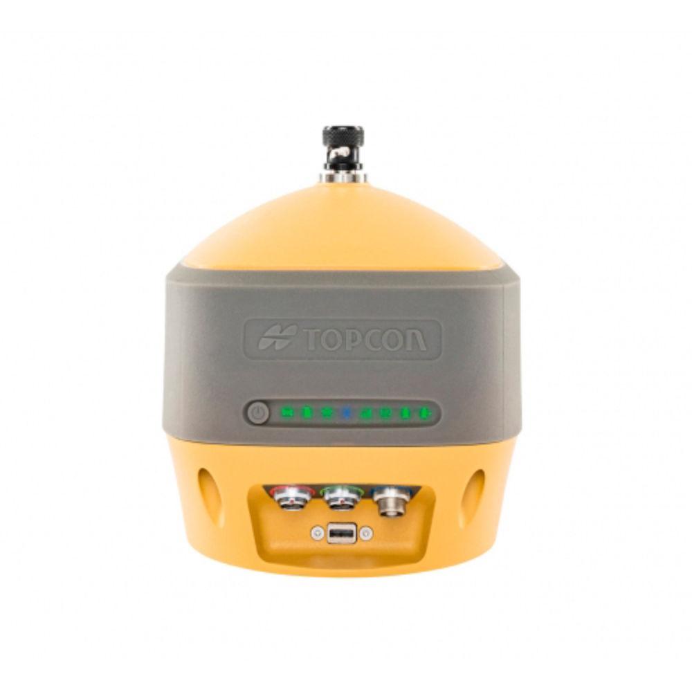 GNSS-приемник TOPCON HIPER HR УКВ/GSM (GPS, ГЛОНАСС, L1, L2, BEIDOU, RTK 10 ГЦ)