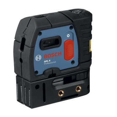 Построитель точек Bosch GPL5 Professional (0601066200)