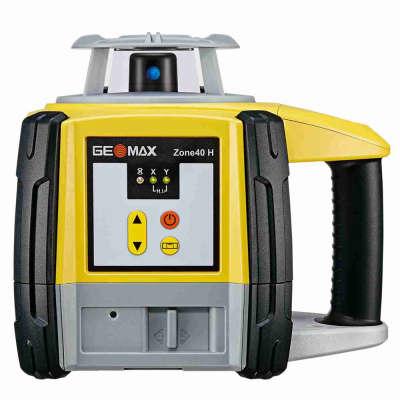 Ротационный лазерный нивелир GeoMax Zone40 H basic