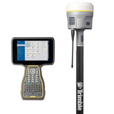 Комплект RTK ровер Trimble R10-2 LT + TSC7