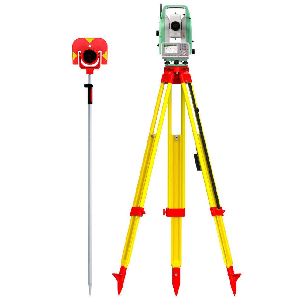 """Механический тахеометр Leica TS03 R500 5"""" + GST101 + GPR111 + GLS12 + GMP111 868869"""