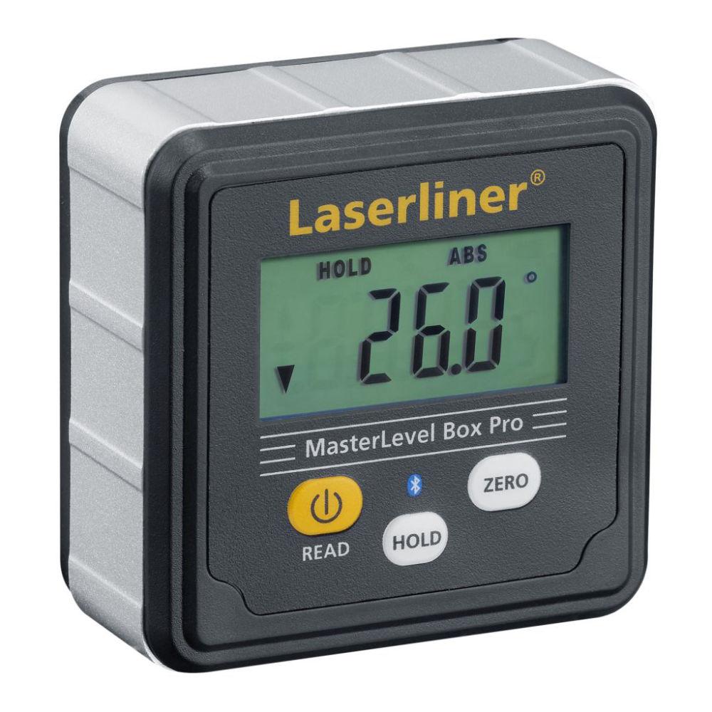 Электронный уровень Laserliner MasterLevel Box Pro 081.262A