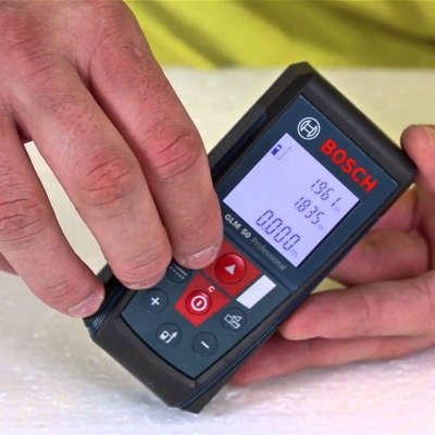 Лазерный дальномер Bosch GLM 50 Professional 0601072200