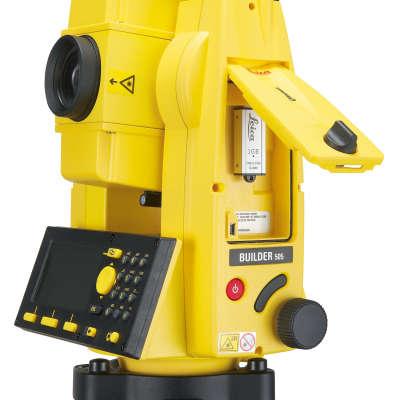 Тахеометр Leica Builder 509 772735