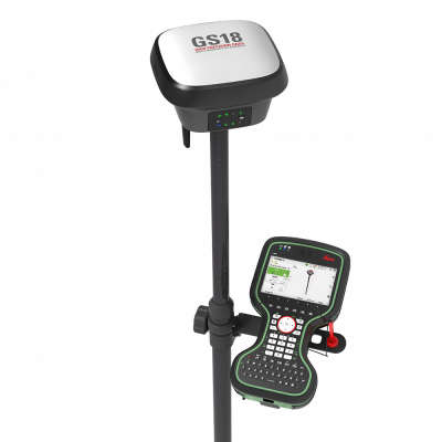 RTK-ровер Leica GS18 GSM/UHF, Rover CS20 Disto, 1 год Smartnet