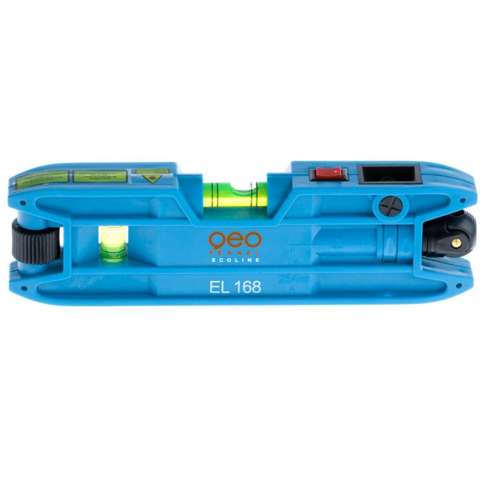 Уровень лазерный Geo-Fennel Ecoline EL168 D1270