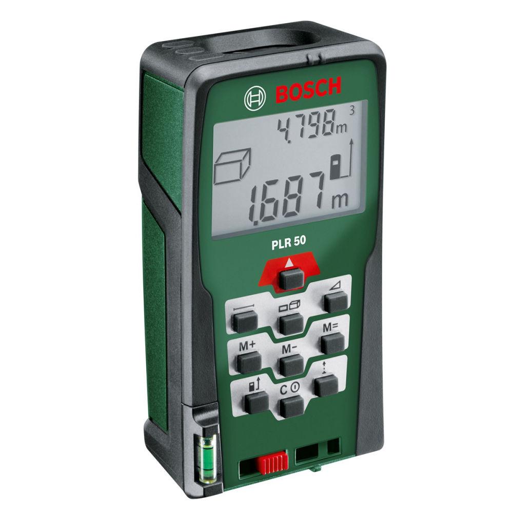Лазерный дальномер Bosch PLR 50 0603016320