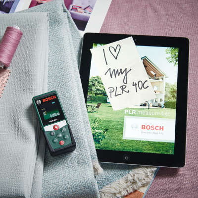 Лазерный дальномер Bosch PLR 40 C 0603672320