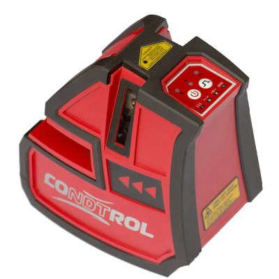 Лазерный уровень Condtrol XLiner Pento 1-2-029