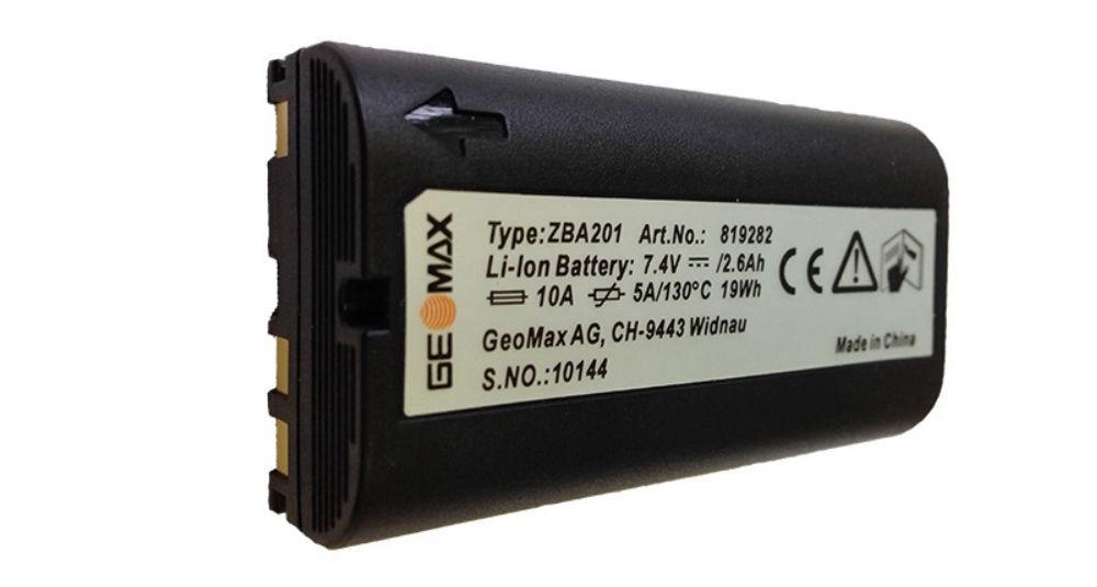 Аккумулятор GeoMax ZBA201 819282