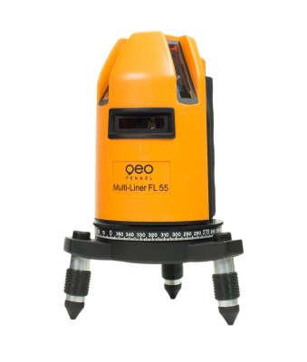 Лазерный уровень Geo-Fennel FL 55 Multi-Liner