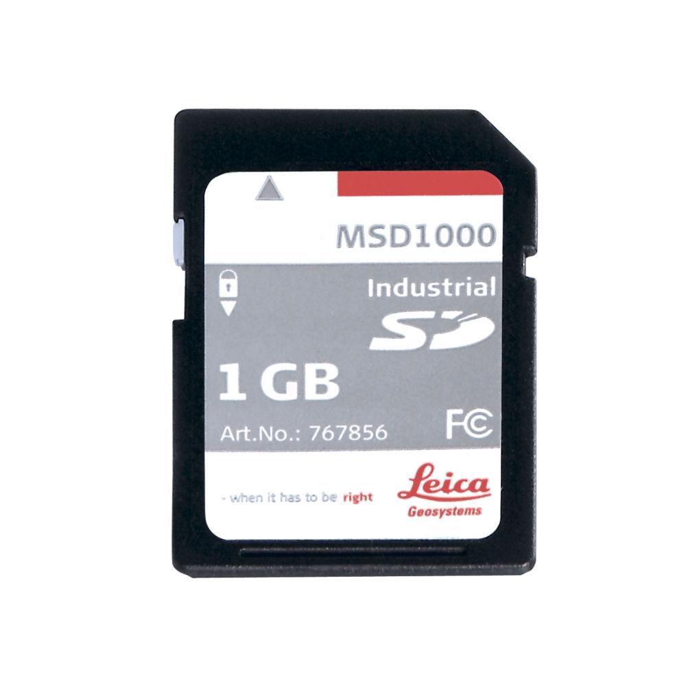Карта памяти Leica MSD1000 (1 Гб, SD, пром.) 767856