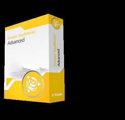 Программное обеспечение Trimble RealWorks - ADVANCED-PLANT TRW-452-01
