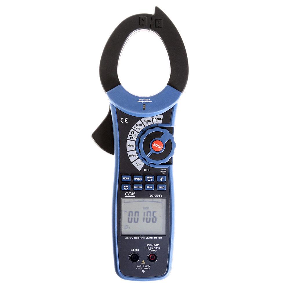 Токовые клещи CEM DT-3351 480410