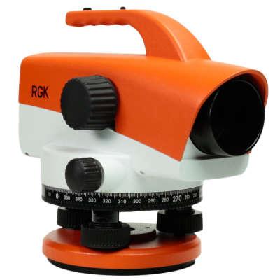 Оптический нивелир RGK C-32 + поверка 4610011870323