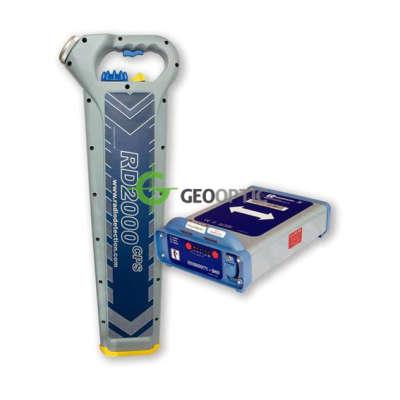 Трассоискатель Radiodetection RD2000 CPS с генератором T1