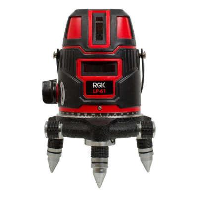 Лазерный уровень RGK LP-61 4610011871641