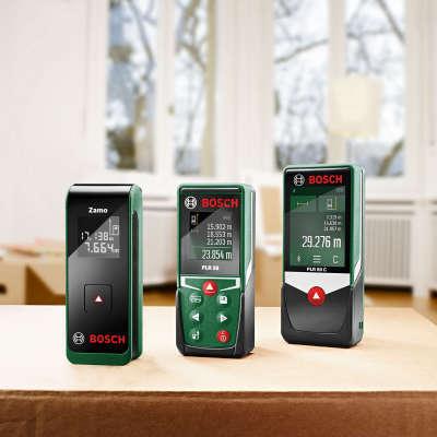 Лазерный дальномер Bosch PLR 25 New 0603672521