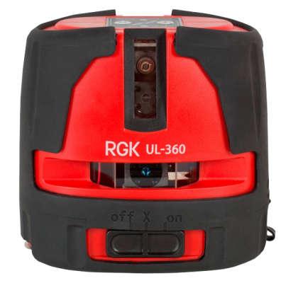 Лазерный уровень RGK UL-360 4610011870811
