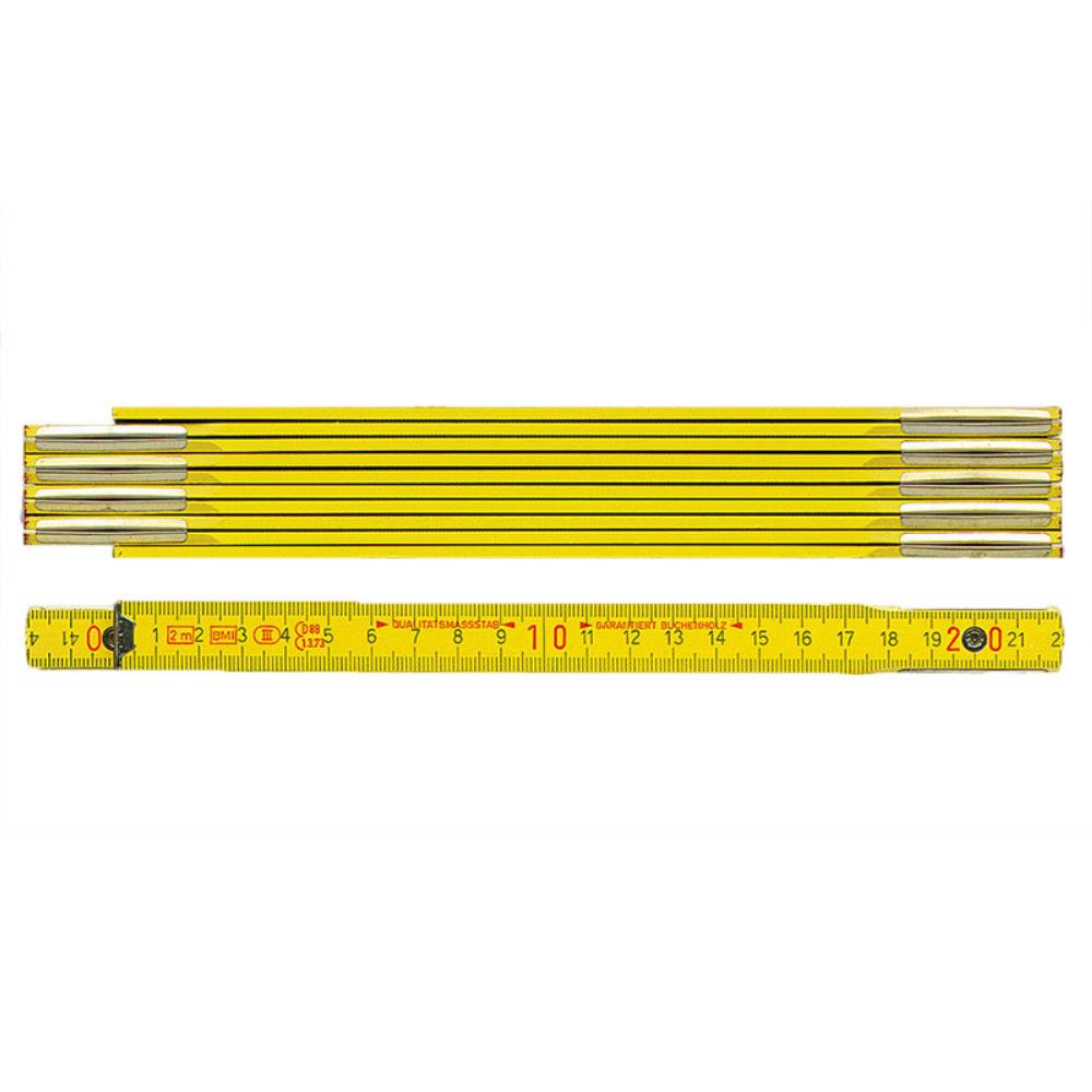 Метр складной BIM 9002 (2м х 16мм)